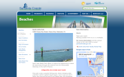 North Jetty website screenshot